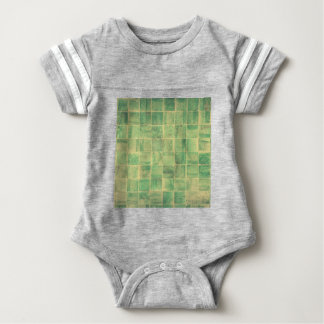 Body Para Bebé Pared abstracta