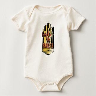 Body Para Bebé parkour
