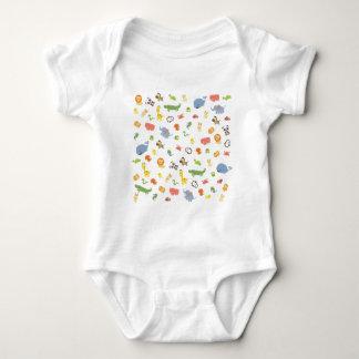 Body Para Bebé Parque zoológico