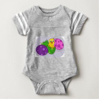 Body Para Bebé Pascua feliz