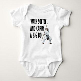 Body Para Bebé Paseo suavemente BO