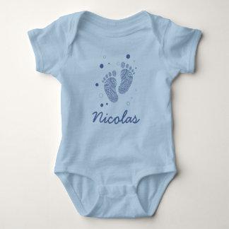Body Para Bebé Pasos del bebé