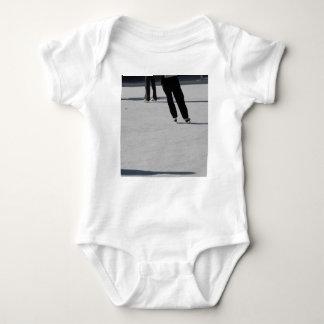 Body Para Bebé Patinaje de hielo