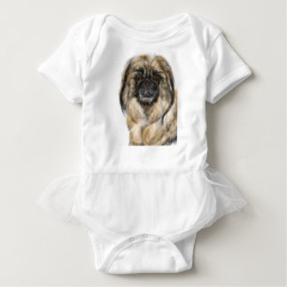 Body Para Bebé Pekingese