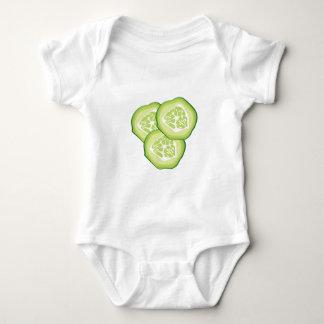 Body Para Bebé Pepinos