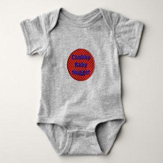 Body Para Bebé Pepita rechoncha del bebé