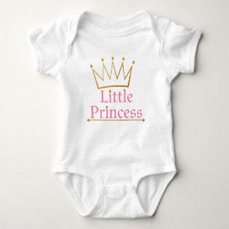 Body Para Bebé pequeña princesa