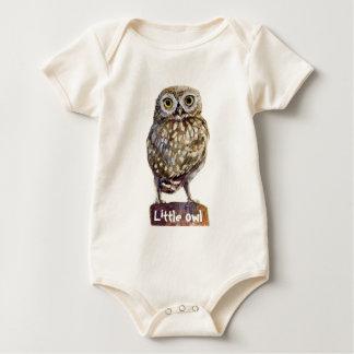 Body Para Bebé Pequeño búho