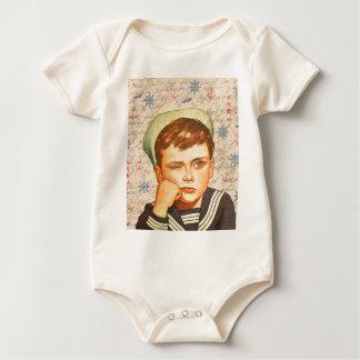 Body Para Bebé Pequeño marinero