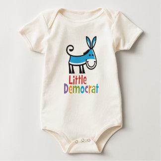 Body Para Bebé Pequeño mono de Demócrata