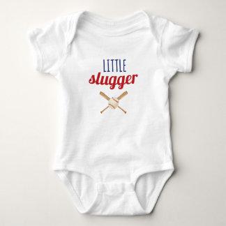 Body Para Bebé Pequeño mono del bateador