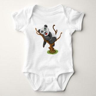 Body Para Bebé Pequeño panda