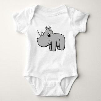Body Para Bebé Pequeño rinoceronte