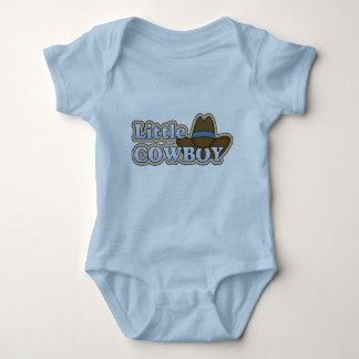 Body Para Bebé Pequeño vaquero - muchachos occidentales