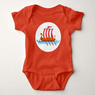 Body Para Bebé Pequeño Viking