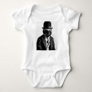Body Para Bebé Pereza #2 del caballero