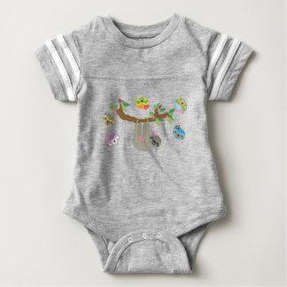 Body Para Bebé Perezas - mono perezoso del bebé del abrazo