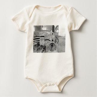 Body Para Bebé Pernos flojos