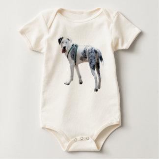 Body Para Bebé Perrito del Cur de Catahoula