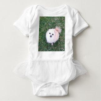 Body Para Bebé Perro lindo
