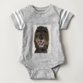 Body Para Bebé Perro torpe