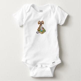 Body Para Bebé Personaje de dibujos animados del conejito de