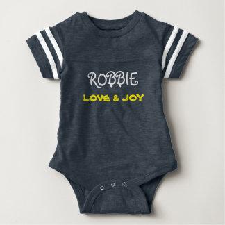Body Para Bebé Personalice la ropa del bebé de los monos del bebé