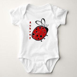 Body Para Bebé Personalizable infantil de la enredadera de la