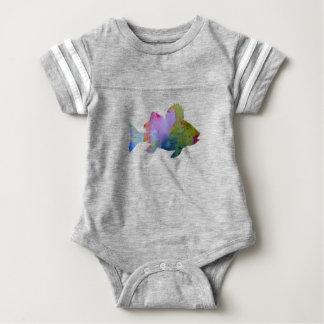 Body Para Bebé Pescados