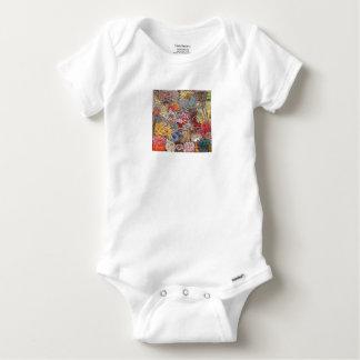 Body Para Bebé Pez payaso y anémonas
