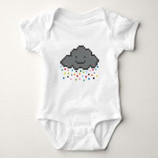Body Para Bebé pixel-shower-cloud-multicolour.png