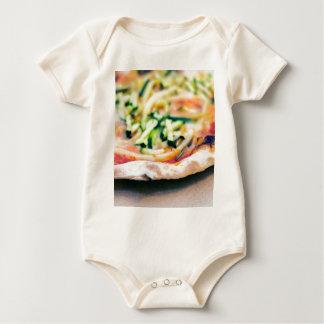 Body Para Bebé Pizza-12