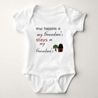 Body Para Bebé Plantilla: En qué sucede en… las estancias….