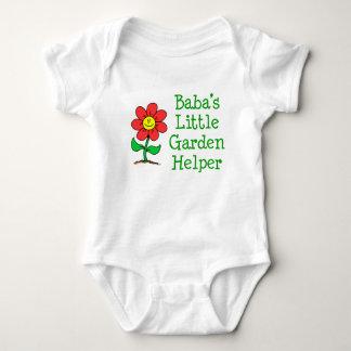 Body Para Bebé Poco ayudante del jardín del bizcocho borracho