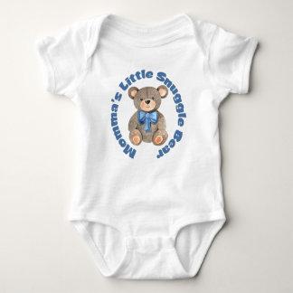 Body Para Bebé Poco oso del Snuggle de Momma