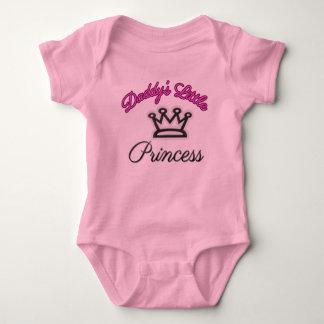 Body Para Bebé Poco Princess_tee del papá