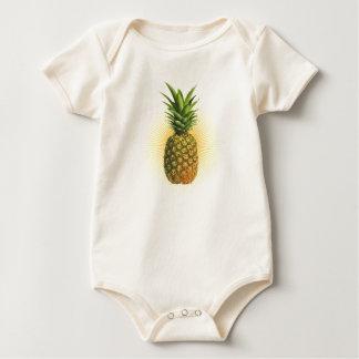 Body Para Bebé Poder de la piña