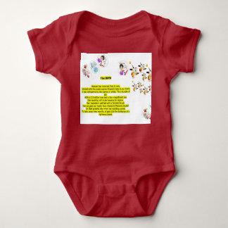 Body Para Bebé poemas maravillosamente inpired para los bebés