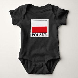 Body Para Bebé Polonia