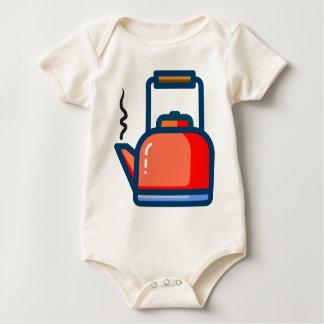 Body Para Bebé Pote del té