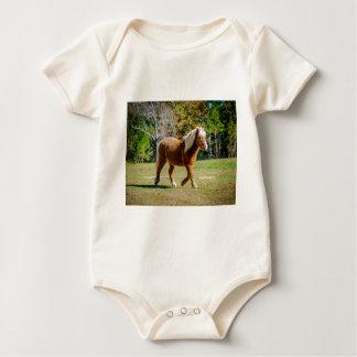 Body Para Bebé Potro de Shetland bonito