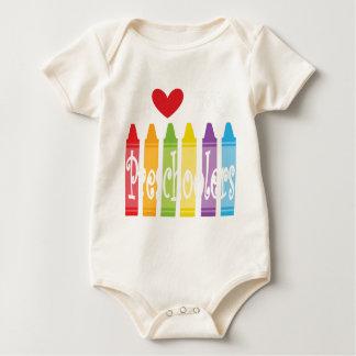 Body Para Bebé preescolar teacher2
