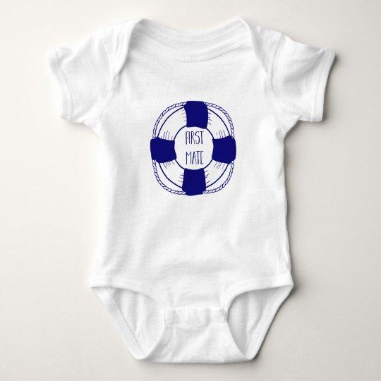 Body Para Bebé Primer compañero con el conservante de vida
