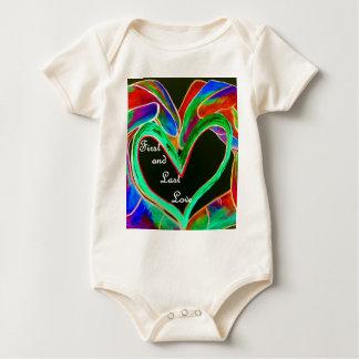 Body Para Bebé Primer y pasado amor