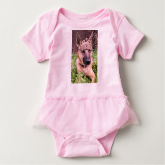 Body Para Bebé Princesa belgian Malinois Dog