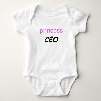 Body Para Bebé Princesa CEO