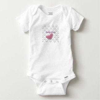 Body Para Bebé Princesa Collection
