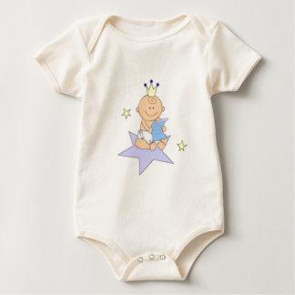 Body Para Bebé Príncipe del dibujo animado