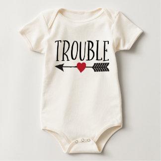 Body Para Bebé Problema doble