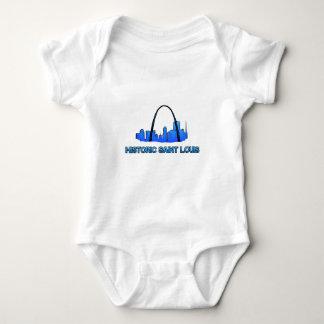 Body Para Bebé Producto histórico del logotipo del Saint Louis